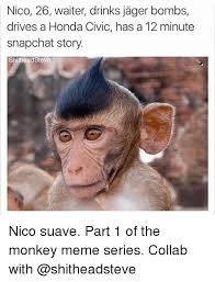 Baby Monkey Meme - 25 best memes about monkey meme monkey memes