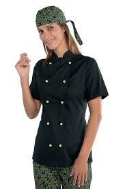 tenue professionnelle cuisine veste de cuisine pour femme tissu léger vestes de