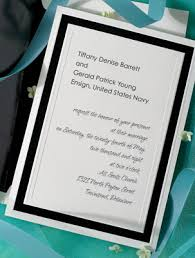 Wedding Invite Examples Wedding Invitation Wording For Military Titles Paperdirect Blog