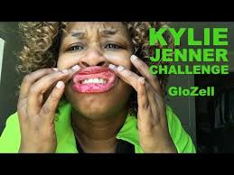 Glozell Challenge Glozell Trying The Cinnamon Challenge O Gif 320 180 Glozell
