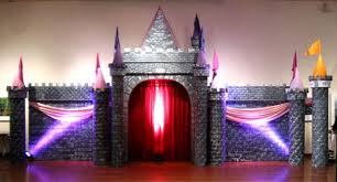 Castle Backdrop Fantasy Theme Parties And Props Rick Herns Productions San