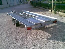 rimorchio porta auto usato rimorchio trasporto auto 2500 kg a castagneto carducci kijiji