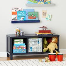 System Build 6 Cube Storage by Cubic Wide Bookcase 6 Cube The Land Of Nod
