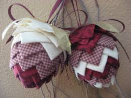 113 best no sew ornaments images on ideas
