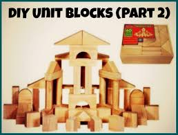 Make Your Own Wooden Toy Train by Diy Unit Blocks Part 2 Why Make Your Own Little Wagon Train