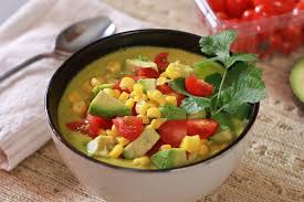healthy blended soup recipes for weight loss linda wagner