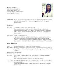 resume format 2013 sle philippines short write my essay wallscourt farm academy resume format sle for
