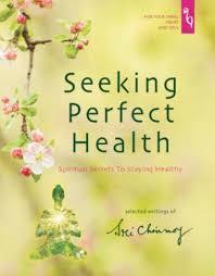 Seeking The Book Seeking Health New Book Sri Chinmoy Centre