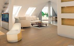 modern attic open family living space design interior ideas