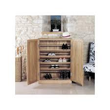 Large Shoe Storage Cabinet Furniture Mobel Solid Modern Oak Hallway Furniture Large Shoe Storage