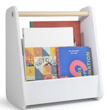 childrens book shelves umbra gazette wooden magazine rack kids childrens book shelf case
