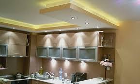 faux plafond design cuisine faux plafond placo design pour idees de deco de cuisine unique