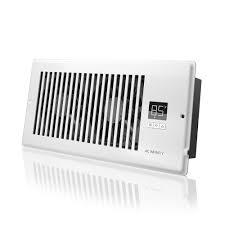 register air booster fan airtap t4 quiet register booster fan system white for 4 x 10