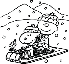 snoopy coloring pages printable free click