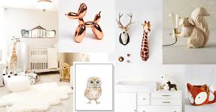 décorer la chambre de bébé inspiration chambre bébé décoration animaux