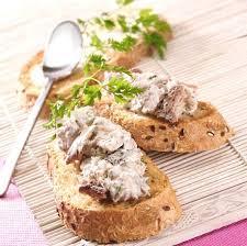 comment cuisiner des filets de sardines recette toasts de rillettes de filets de sardines citron basilic