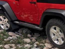 mopar side steps for jeep wrangler unlimited amazon com black tubular side steps for 2007 2013 jeep wrangler 2