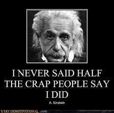 Einstein Meme - very demotivational albert einstein meme very demotivational