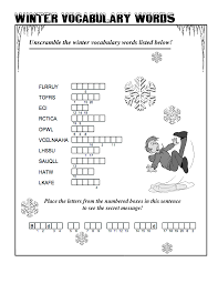 free word scrambles worksheets activity shelter