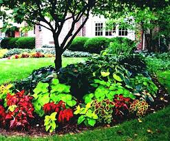 Backyard Flower Bed Ideas Landscape Bed Ideas Learn More Landscape Timber Flower Bed Ideas