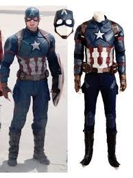 Civil War Halloween Costume Captain America Civil War U0027challa Black Panther Cosplay