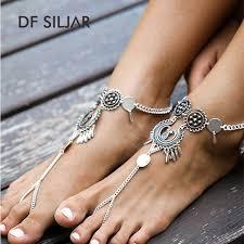 beaded ankle bracelet images Bohemia boho beaded foot jewelry anklets ankle bracelet for women jpg