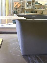 How Thick Is Corian Laminate W Quartz Undermount The Fabricator Network Forum