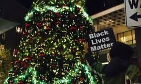 black friday christmas tree black friday protest will target westlake tree lighting downsized