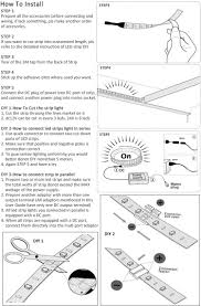 how to make led strip lights rgbw dc24v 5050 rgbw tv back light led strip light 5050 60d rgb
