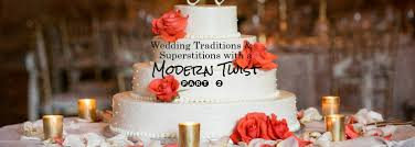 let s take a look at some of the most popular wedding traditions