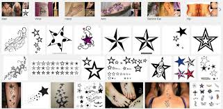 star tattoo meanings itattoodesigns com