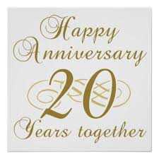 20 year anniversary ideas stylish 20 year wedding anniversary gifts b48 on images gallery
