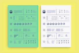 creative resume templates 40 creative resume templates you ll want to in 2018