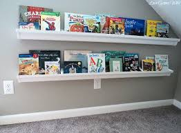 How To Make A Sling Bookcase Best 25 Rain Gutter Shelves Ideas On Pinterest Bookshelves For