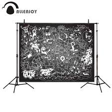 animal crossing halloween background online get cheap chalkboard photo backdrop aliexpress com