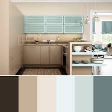 Gray Blue Color - choosing the right color schemes for your kitchen
