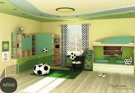 Furniture Page Interior Design Shew Waplag Bedroom Likable Kid - Football bedroom designs