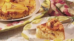 pear upside down cake recipe bettycrocker com