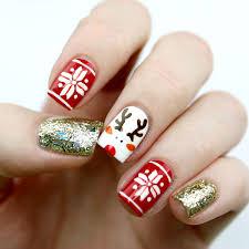nail art holiday best nail 2017 best 20 holiday nail art ideas on