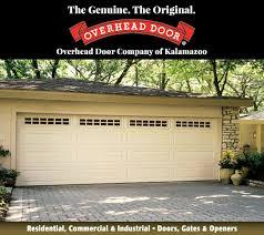 Overhead Door Kalamazoo Kalamazoo Overhead Door Garage Doors Glass Doors Sliding Doors