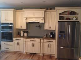 medallion cabinets in kitchen house on state street added open