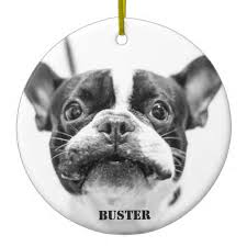 great gifts for bulldog ornaments