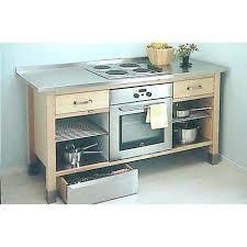 meuble cuisine pour plaque de cuisson et four meuble cuisine four et plaque simple meuble cuisine pour plaque de