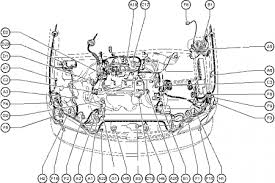 2002 toyota highlander parts engine parts diagram 2004 toyota highlander engine diagram 2002