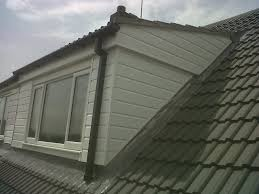 Dormers Roof File Concrete Tile Re Roof With Upvc Dormer Jpg Wikimedia Commons
