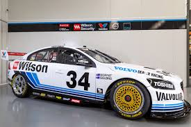volvo race car volvo u0027s championship winning colours supercars