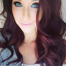 reddish brown hair color gorgeous dark red hair color ideas for 2016 digihairstyles com