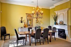 traditional dining room with wall sconce u0026 complex granite floors