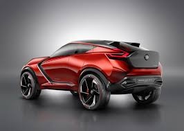 nissan nissan preparing electric crossover concept