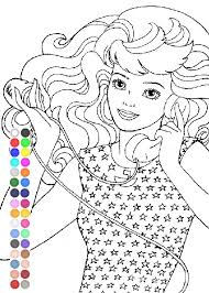 barbie coloring pages youtube barbie coloring pages barbie activity games youtube